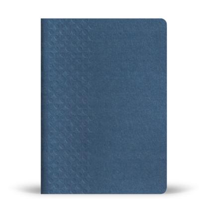 Le cahier A5 64 pages bleu
