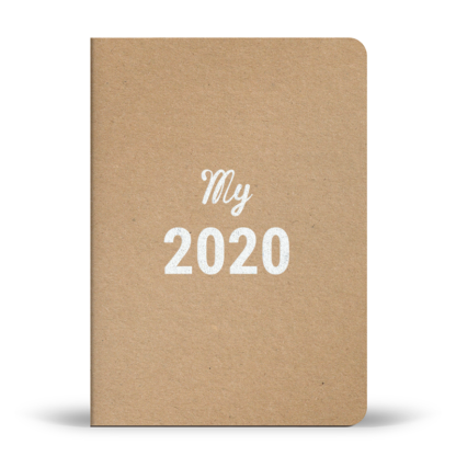 My 2020 - agenda 2020 version souple